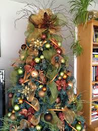Awesome Christmas Tree Decorating Ideas Christmas Tree Decorating Tutorial  Christmas Trees Deco Mesh Home Decorating Ideas