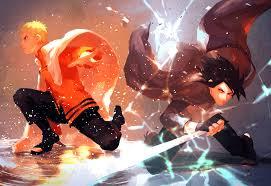 Adult Naruto and Sasuke Run Naruto/Boruto Gauntlet - Battles - Comic Vine