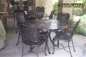 patio furniture refinishing houston