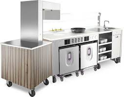 Show Cooking Avec Le New Front Cooking Cuisine Mobile