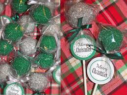 office christmas party favors. Holiday Party Favors Christmas Cheer Cake Popu0027s Office