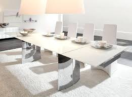extendable glass dining table extendable glass dining table melbourne