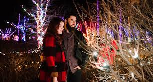 holiday getaway portland to boothbay for gardens aglow