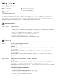 • interest in track & field, travel, photography, and oncology. 20 Student Resume Examples Templates For All Students