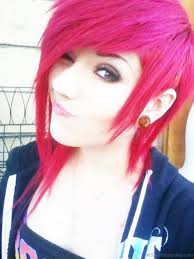 Emo Girl Hair Style 52 colored short emo hairstyles for girls 1485 by wearticles.com