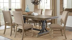 dining table sets. Sierra Vista Driftwood 5 Pc Rectangle Dining Set Table Sets