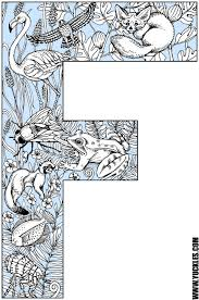 letter f color pages letter f coloring page by yuckles