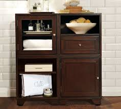 small bathroom storage furniture. Rustic Bathroom Floor Cabinet Small Storage Furniture O