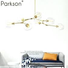 designer hanging lights bubble glass pendant modern glass branching bubble glass pendant lights lamp dining room