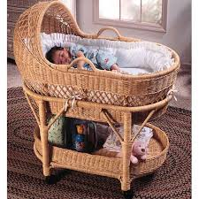 Image detail for -Baby Furniture & Bedding White Wicker Designer ...