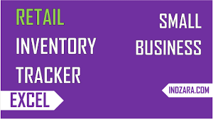 How To Manage Inventory Using Free Excel Template Retail Inventory