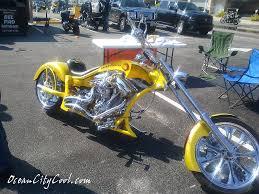 jerrys custom chrome motorcycle ocean city cool