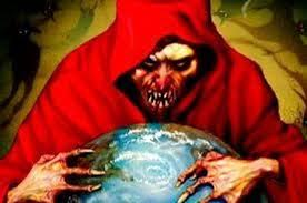 Image result for satan walking around the earth seeking whom he will devour