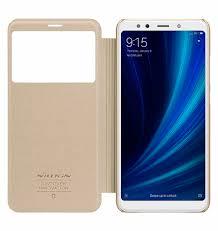 Чехол <b>Nillkin Sparkle для</b> Xiaomi Mi A2 (золотой) — купить в ...