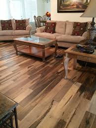 bellawood matte brazilian pecan hardwood in a customer living room this photo does not do the beauty of this floor justice it is gorgeous