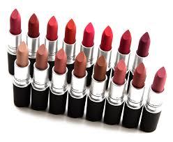 Mac Lipsticks Colour Chart Powder Kiss Lipstick