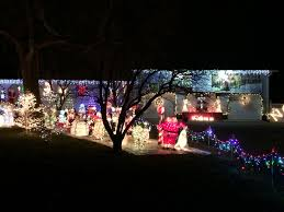 Pasadena Christmas Lights The Denas Griswalds Pasadena Road Pasadena Md Table