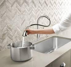 Kohler Revival Kitchen Faucet Kitchen Foremost Kohler Kitchen Faucets Regarding Kohler Kitchen