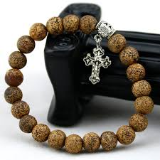 brilliant catholic bracelet the bark onyx natural stone cross pendant pulsera woman and man in charm from jewelry accessory on meaning uk singapore