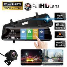 dual lens car dvr camera dashcam mini0801s 1080p dvrs front rearview parking monitor low voltage overtemperature protection