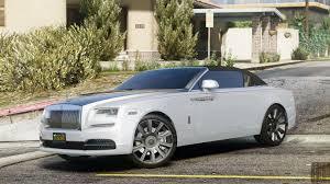2017 Rolls Royce Dawn Add On Replace Gta5 Modscom