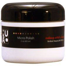 makeup artist s choice muac micro polish cream