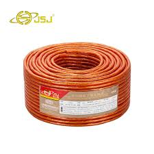 <b>JSJ</b> surround sound professional <b>copper</b> wire fever 200 core / 300 ...