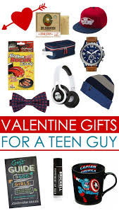 Teen guy valentines gifts