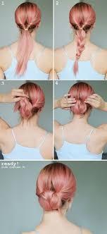Different Bun Hairstyles Best 20 Bun Hairstyles Ideas On Pinterest Perfect Bun Tutorial