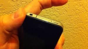 iPhone 4 4s Stuck Power Button
