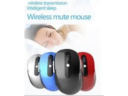 gifts ergonomic design 2 4g wireless mouse 10m receiving distance 2