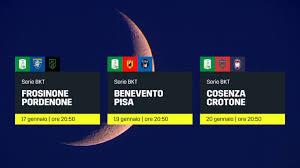 DAZN Serie B 20a Giornata - Diretta Esclusiva