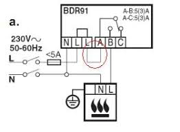 wiring diagram for honeywell thermostat rth3100c wiring diagram how to wire a honeywell rth3100c thermostat hunker