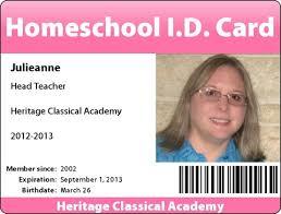 School Staff Id Cards