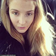 au natural millie mackintosh ditched her lotions and potions in favour of going make