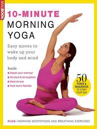 10 minute morning yoga bridges