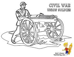 Soldier Coloring Pages To Print With Mighty Military Coloring Page