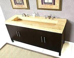 Image Single Sink Dontedunn 48 Double Sink Vanity Without Top Ikea Menards Home Depot
