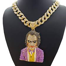 blingfactory hip hop iced out large w 18 full iced miami cuban choker