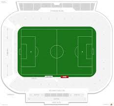 Seatgeek Stadium Seating Guide Rateyourseats Com