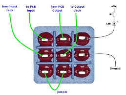 amz fx guitar effects blog  blog archive 3pdt switch wiring amz 3pdt switch wiring diagram