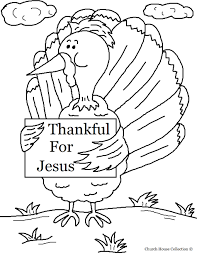 Special Church Coloring Pages To Print Christian Thanksgiving