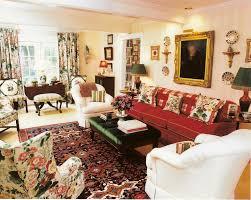 english country living room furniture. English Country Living Room, Reds, Florals Room Furniture N