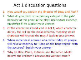 critical thinking questions on the crucible % original literature the crucible essay topics