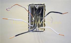 how to replace a worn out electrical outlet part 3 3 Wire Electrical Outlet electrical outlet wall box wires nm b 14 2 wire electrical outlet 3 wire