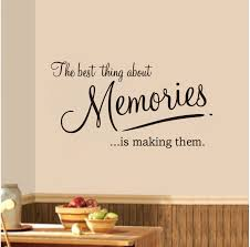 Small Picture Aliexpresscom Buy Momeries word quote wall stickers Removable