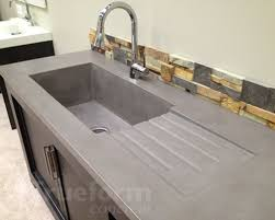 Kitchen Sinks Our Farm Sinks Brochure See Commercial Countertops Concrete Sink Kitchen