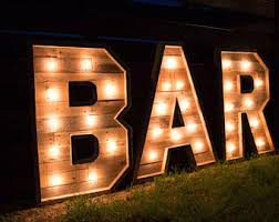 lighted letter signs. Lighted Letter Signs T