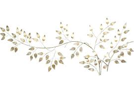leaves wall decor fresh gold metal leaves wall decor 8 leaves wall decor leaves wall decor metal