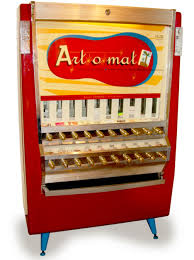 Old Cigarette Vending Machine Adorable ReinVend 48 Converted New Reverse Vending Machines Urbanist